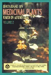 Database On Medicinal Plants Used In Ayurveda Book, Vol. Ii