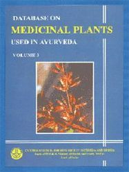 Database On Medicinal Plants Used In Ayurveda Book, Vol. Iii