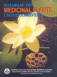 Database On Medicinal Plants Used In Ayurveda Book, Vol. Iv