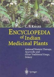 Encyclopedia Of Indian Medicinal Plants Book
