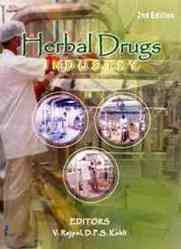 Herbal Drugs Industry Book