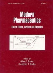 Modern Pharmaceutics Book