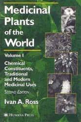 Medicinal Plants Of The World Book, Vol. 1