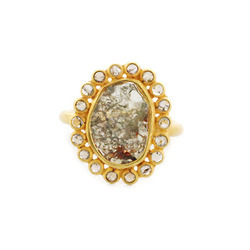 Indian Diamond Ring