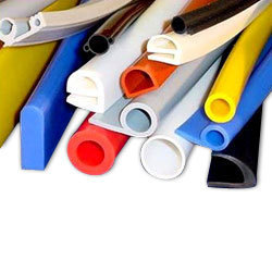 Extruded & Molded Rubber Items