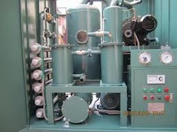 transformer oil dehydration filtration services