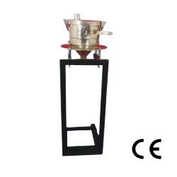 manual powder sieving system