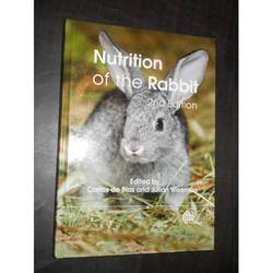 Nutrition of The Rabbit Book