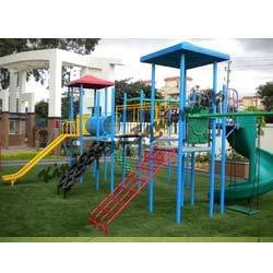 Integrated Playground Equipment