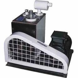 1250 LPM Single Stage Belt Drive Vacuum Pump