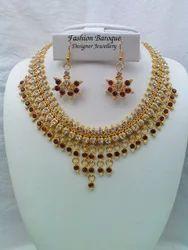 bollywood style imitation jewelery