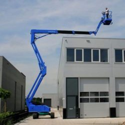 Telescopic Boom Lift Rental Services