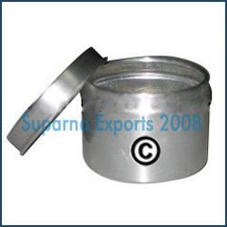 Aluminum Metal Tin Can