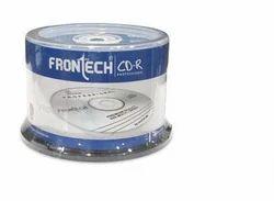 Frontech Cd-R (50 Pcs)