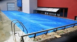 Swimming Pool Cover with Reel