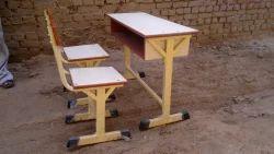 Double Sitting Desk