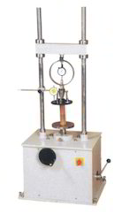 Unconfined Compression Tester Proving Ring Type (Motorised)