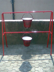 fire bucket fire bucket stand