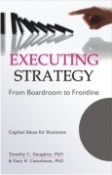 Executing Strateg Books In Business & Management Book