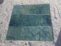 Green Marbles Tiles