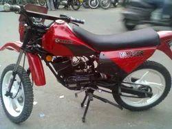 DIRT bike(yamaha rx-100)