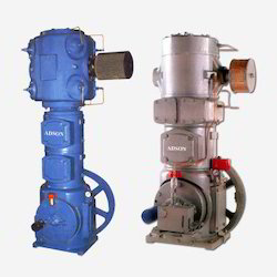 Horizontal & Vertical Water Cooled Air And Gas Compressor