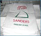 polypropylene hdpe woven bags sacks