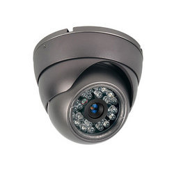 Vandal - Proof Dome Camera