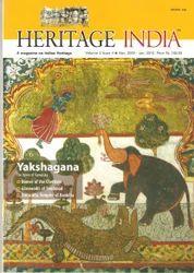 Heritage India Magazine Vol.2 Issue - 4 nov09- jan10