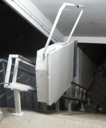 Stair Lift Powered