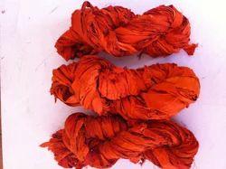 Sari Silk Yarns In Single Colors