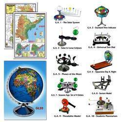 Geography Teaching Materials & Mathematics Learning Materials