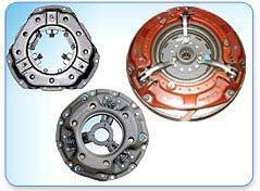 Conventional Clutch Cover Assembly