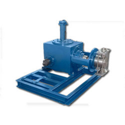 Industrial Plunger Type Pumps