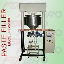 Semi Automactic Paste Filler