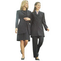 front office ladies staff uniforms
