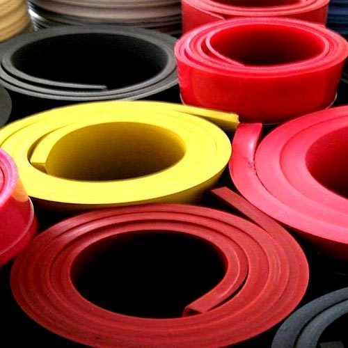 Rubber Sheets Hypalon Rubber Sheets Exporter From Mumbai