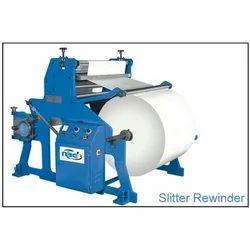 Web Offset Printing Press - Slitter Rewinder