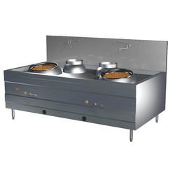 Chineese Cooking Range