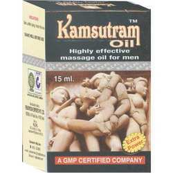Kamsutram Oil (homeopathic Medicin)