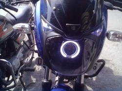 Headlight With Projector Lens