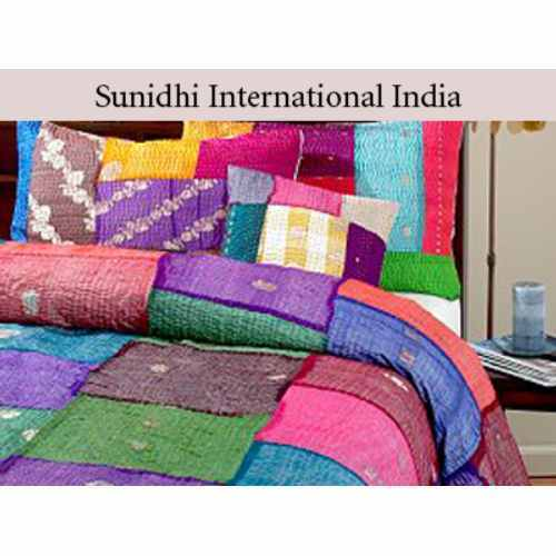Handloom Bedsheets - Hand Loom Colorful Bedsheets Wholesale Trader ...