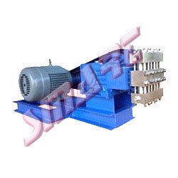 High Pressure Triplex Pumps