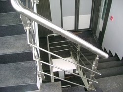 Steel Staircase Railings