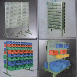 Material Handling Steel Products from Nilkamal