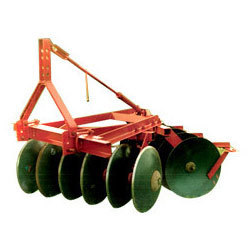 Mounted Disc Harrows