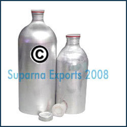 1250ml Aluminum Bottle with Screw Plug