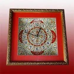 Decorative Marble Clock