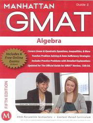 Manhattan GMAT Algebra