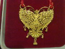 Gold Fancy Locket